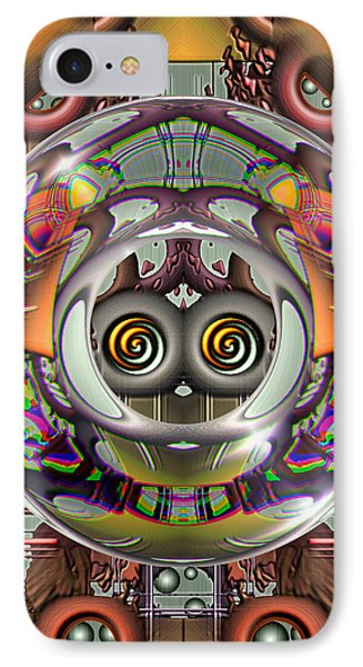 Future Retro Phone Case by Wendy J St Christopher