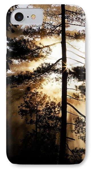 Fv5423, Perry Mastrovito Sunrise Though Phone Case by Perry Mastrovito