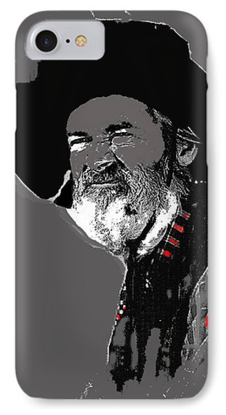 Gabby Hayes #3 Phone Case by David Lee Guss