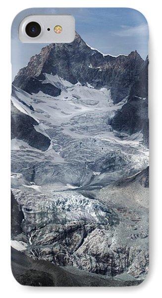 Gabelhorngletscher IPhone Case