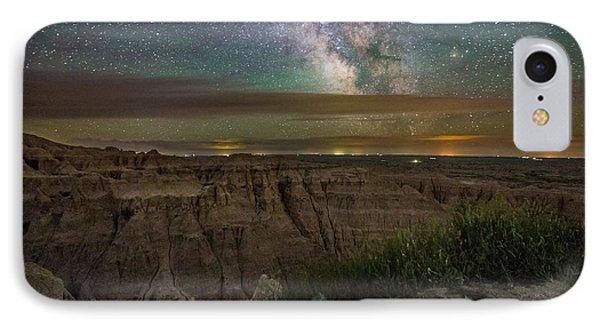 Galactic Pinnacles IPhone Case by Aaron J Groen