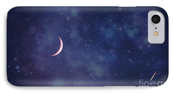 Galactic Show IPhone Case