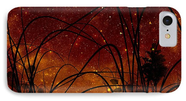 Galaxy IPhone Case by Persephone Artworks
