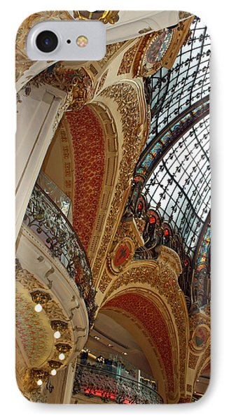 Galeries Lafayette Phone Case by Kathy Yates