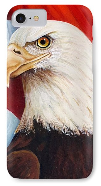 Gallantly Streaming-4 Phone Case by Jean R Brown - J Brown