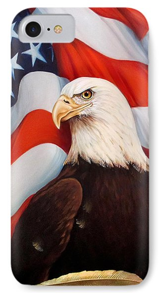 Gallantly Streaming Phone Case by Jean R Brown - J Brown