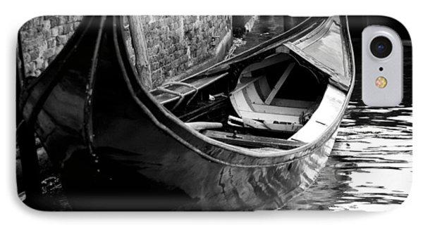 Galleggiante - Venice IPhone Case by Lisa Parrish