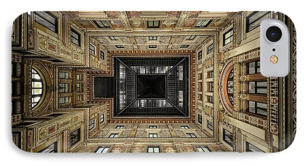 Galleria Sciarra IPhone Case