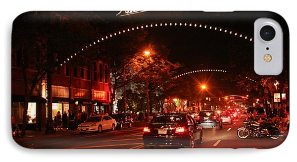 Gallery Hop In The Short North IPhone Case