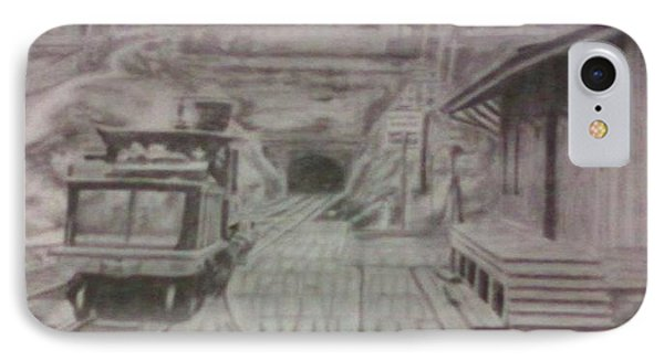 Gallitzin Tunnel IPhone Case