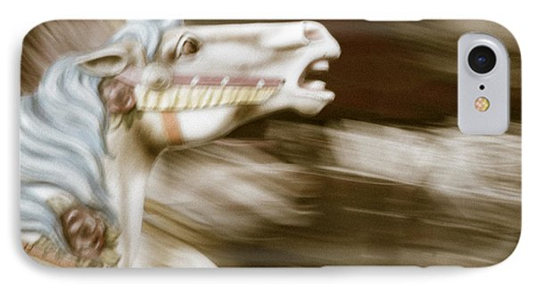 Gallop 4 IPhone Case by Takeshi Okada