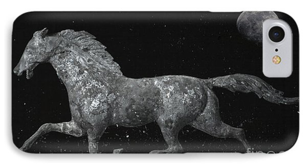 Galloping Through The Universe Phone Case by John Stephens