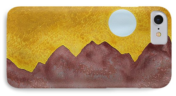 Gallup Original Painting IPhone Case by Sol Luckman