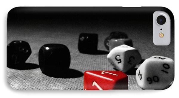 Game ... Just Begun IPhone Case by Mariusz Zawadzki