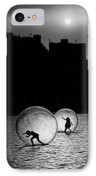 Games In A Bubble IPhone Case