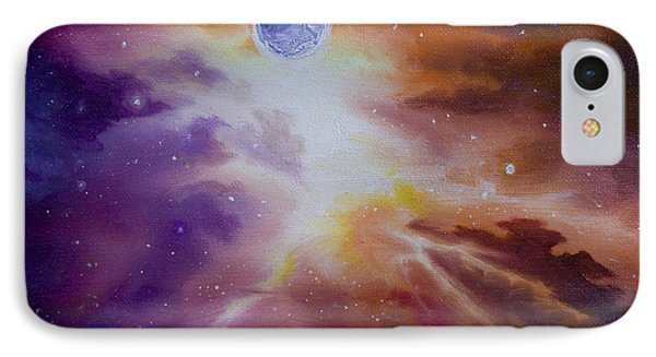Gamma Nebula IPhone Case by James Christopher Hill
