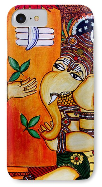 Ganapathy IPhone Case