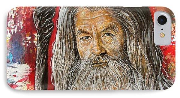 Gandalf Phone Case by Anastasis  Anastasi