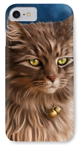 Gandalf IPhone Case by Michelle Wrighton