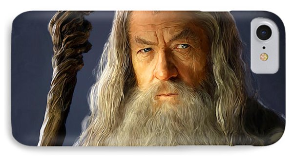 Gandalf IPhone 7 Case