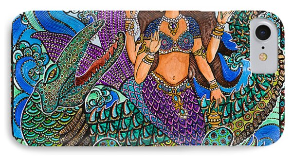 Ganga IPhone Case by Melissa Cole