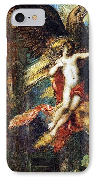 Ganymede IPhone Case by Gustave Moreau