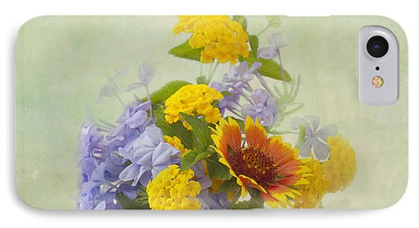 Garden Bouquet Phone Case by Kim Hojnacki