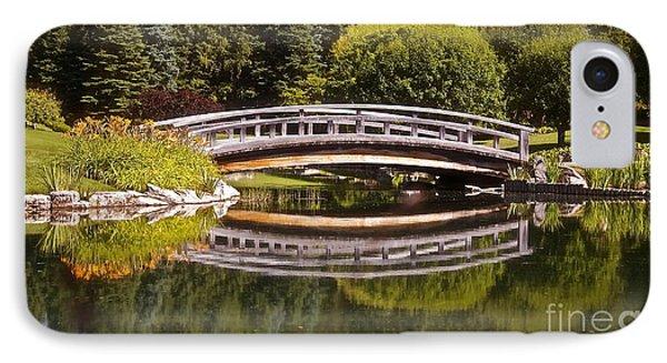 Garden Bridge IPhone Case
