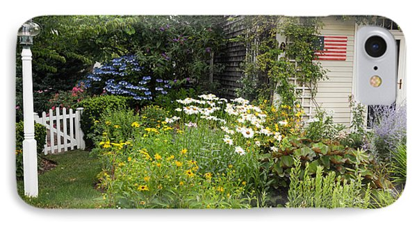 Garden Cottage Phone Case by Bill Wakeley