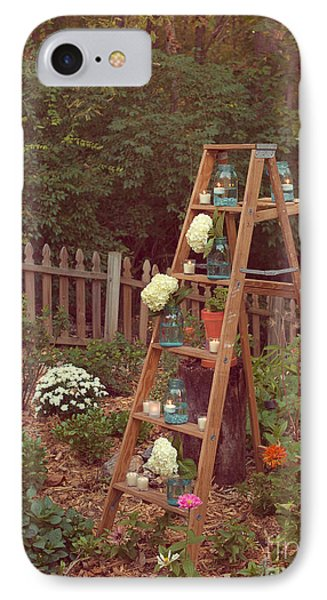 Garden Decorations Phone Case by Kay Pickens