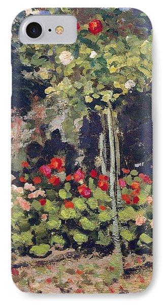 Garden In Bloom IPhone Case