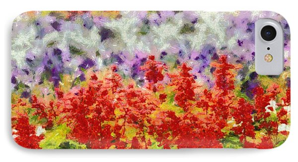 Garden Inspiration IPhone Case by Dan Sproul