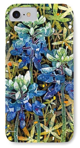 Garden Jewels II IPhone Case by Hailey E Herrera