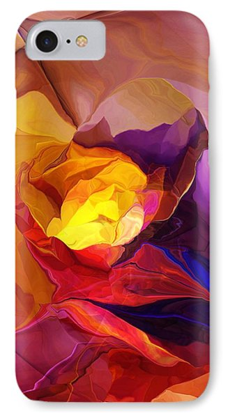 IPhone Case featuring the digital art Garden Of Gethsemane by David Lane