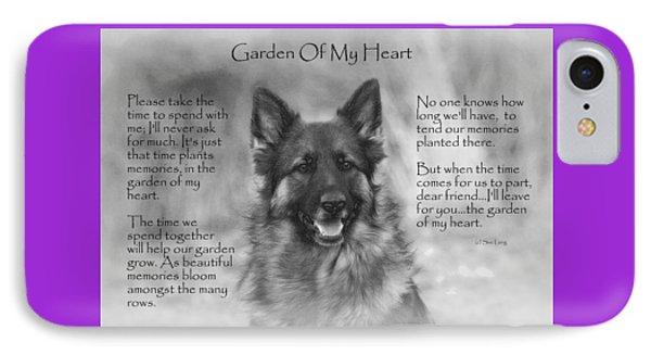 Garden Of My Heart IPhone Case