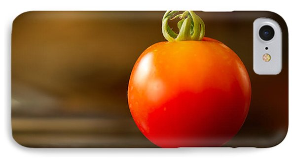Garden Ripe Tomato IPhone Case