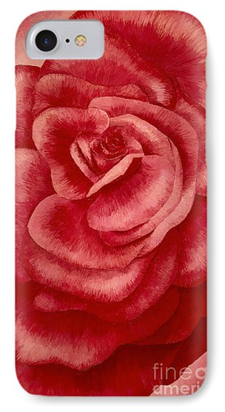 Garden Rose IPhone Case