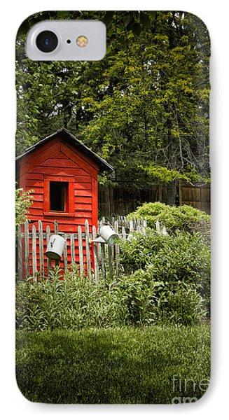 Garden Still Life Phone Case by Margie Hurwich