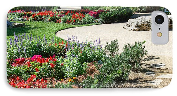 Gardenscape Phone Case by Aimee L Maher Photography and Art Visit ALMGallerydotcom