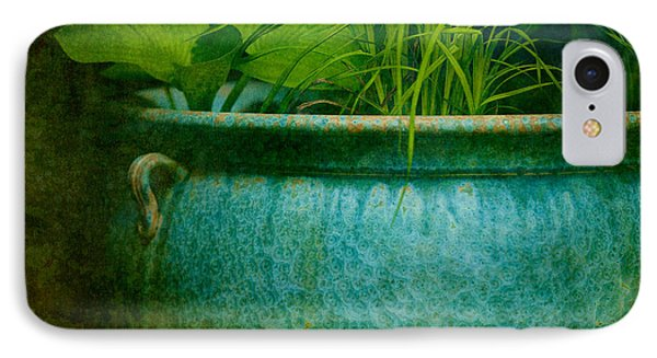 Gardenscape IPhone Case by Amy Weiss