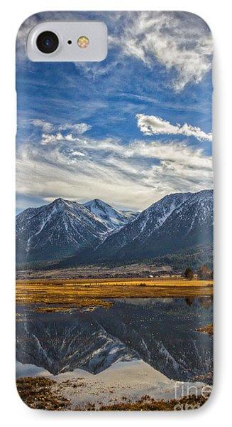 Gardnerville Nevada IPhone Case
