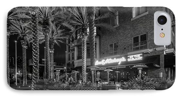 Gaslamp Evening IPhone Case by Jeremy Farnsworth