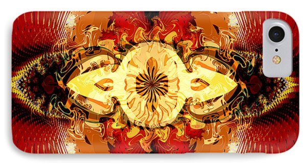 Gaslight Oyster IPhone Case by Jim Pavelle