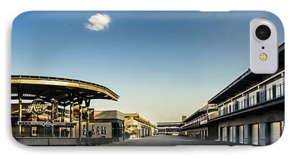 Gasoline Alley IPhone Case by Alan Marlowe