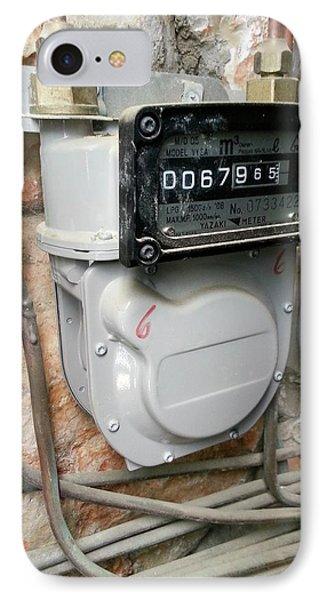 Gasometer IPhone Case