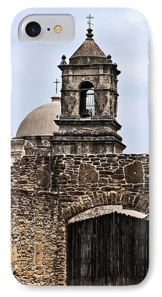 Gate To San Jose IPhone Case by Andy Crawford