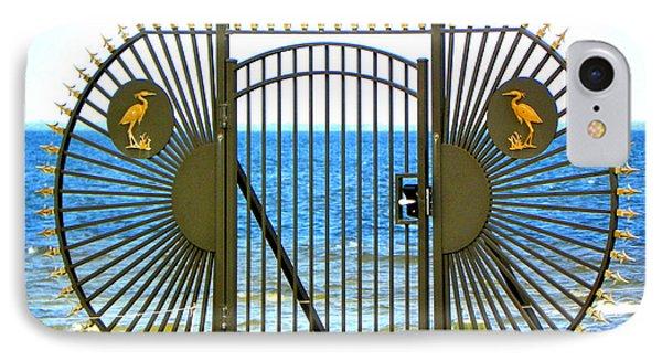 Gate To Paradise IPhone Case by Shawn MacMeekin