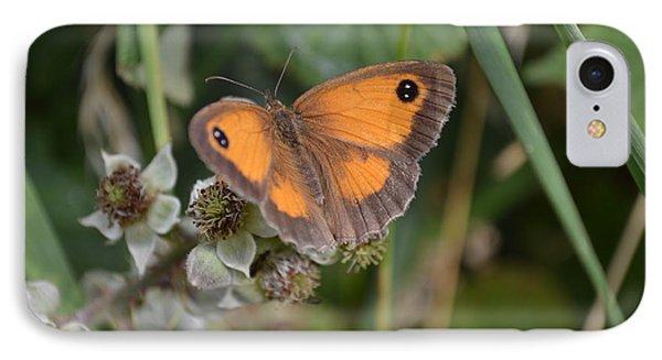 Gatekeeper Butteryfly IPhone Case