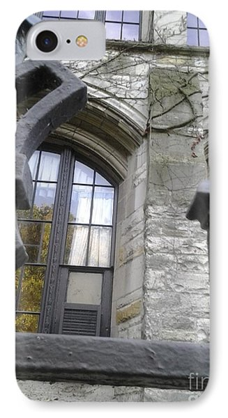 Gates And Windows IPhone Case by Susan Townsend