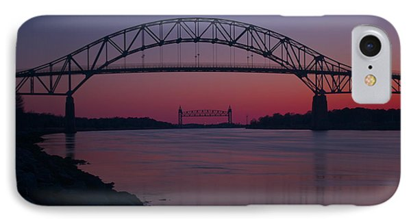 Gateway To Cape Cod IPhone Case by Amazing Jules